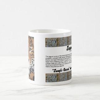 Mug Peinture de Jaguar