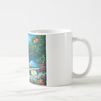 Mug Peinture d'un voilier