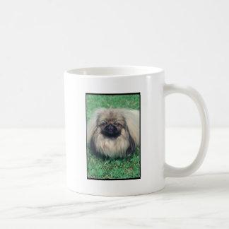 Mug Pekingese