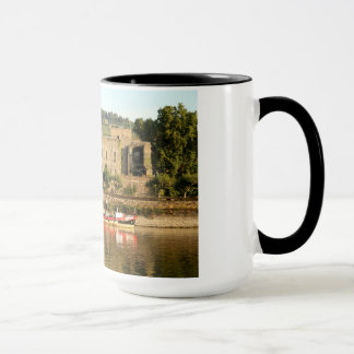 Mug Péniche le Rhin