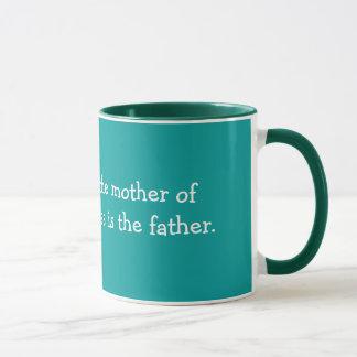 Mug Père d'invention