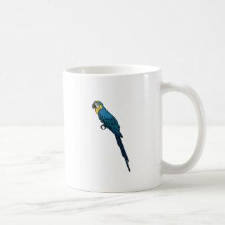 Mug Perroquet bleu