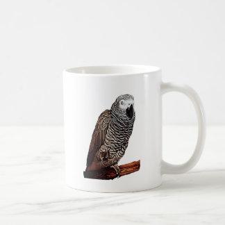 Mug Perroquet de gris africain