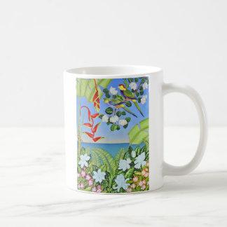 Mug Perroquet de paradis