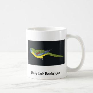Mug Perroquet de turquoise - pulchella de Neophema