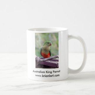Mug Perroquet femelle de roi