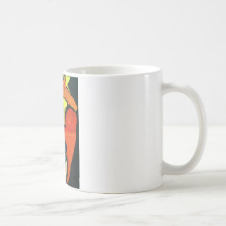 Mug Perroquet orange