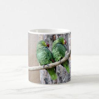 Mug Perroquets