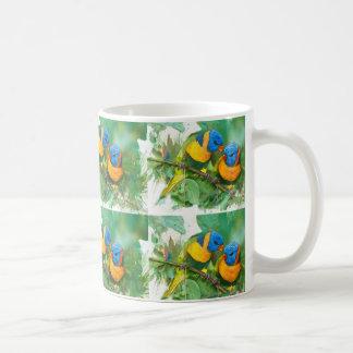 Mug Perroquets africains