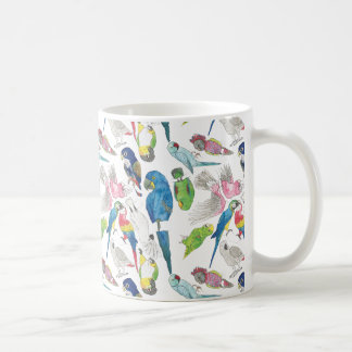 Mug Perroquets et 'Toos