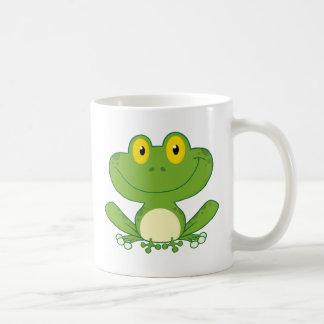 Mug Personnage de dessin animé mignon de grenouille