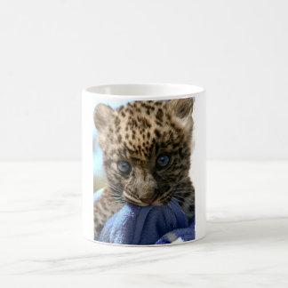 Mug Petit animal de léopard
