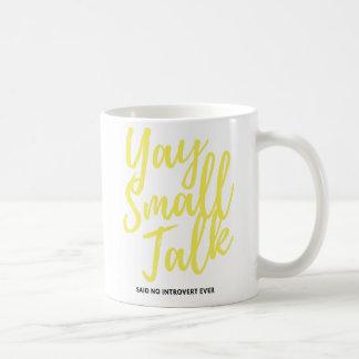 Mug Petit entretien de Yay