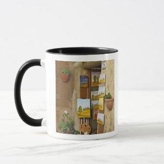 Mug Petit shope avec l'illustration à vendre sur le