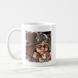 Mug petite fille et ses nounours