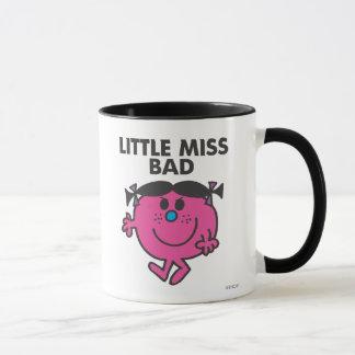 Mug Petite Mlle Bad | prêt pour l'action