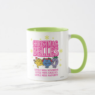 Mug Petite Mlle Christmas Belles