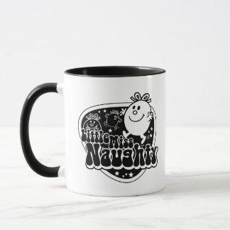 Mug Petite Mlle noire et blanche Naughty