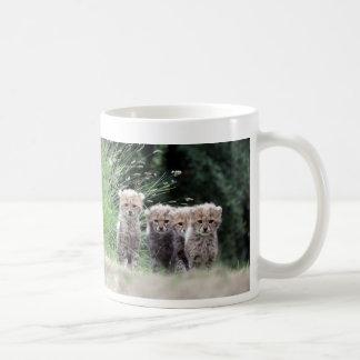 Mug Petits animaux de guépard