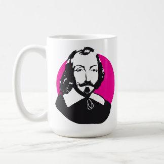Mug Peuple Français Québec Samuel Champlain citation