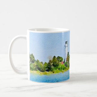 Mug Phare le comté de Door d'île de Cana