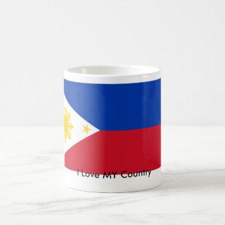 Mug Philippines marquent le MUSÉE Zazzle