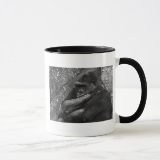 Mug Photo de gorille