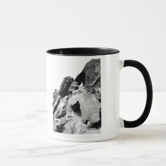 Mug Photographie de falaise de vallée