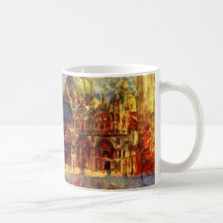 Mug Piazza San Marco, Venise par Pierre Renoir