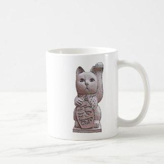 Mug pierre de neko de maneki