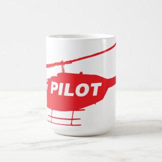 Mug Pilote d'hélicoptère