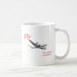Mug Pilotez la constellation de Lockheed