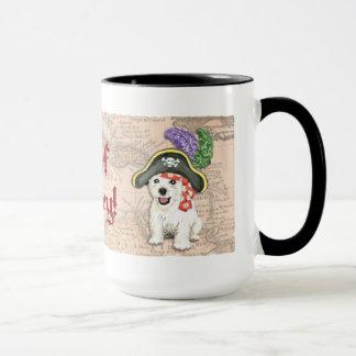 Mug Pirate de Westie