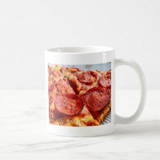 Mug Pizza de pepperoni