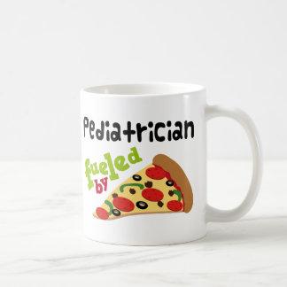 Mug Pizza (drôle) de pédiatre
