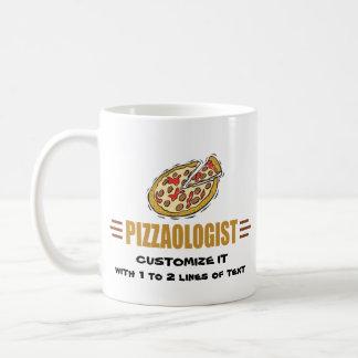 Mug Pizza personnalisée