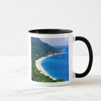 Mug Plages, Barahona, République Dominicaine,