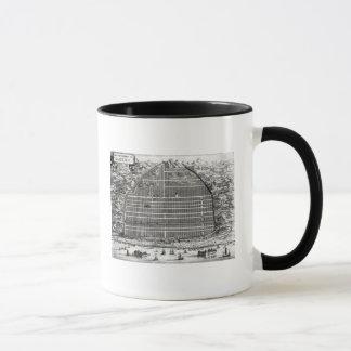 Mug Plan au sol de canton, Chine