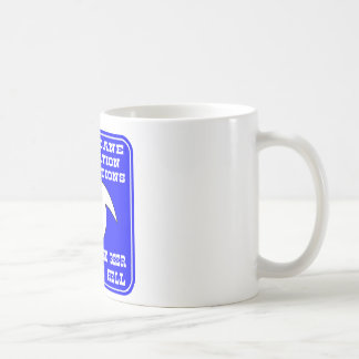 Mug Plan d'instructions d'évacuation d'ouragan