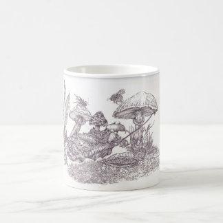 Mug Plancher de forêt