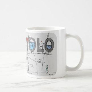 """Mug Planète"""" YOLO de HP2352 """"Harold vivant une fois"""