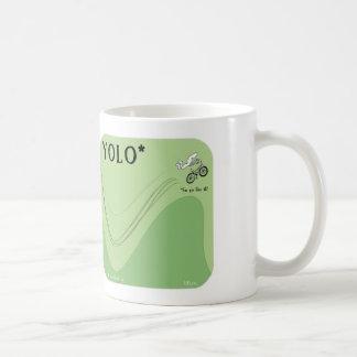 """Mug Planète"""" YOLO de HP5004 la """"Harold vont pour elle"""