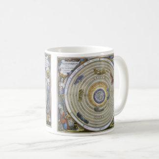 Mug Planisphere Ptolemaic vintage par Andreas