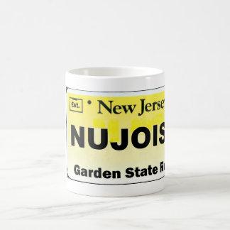 Mug Plaque minéralogique du NU JOISY