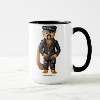 Mug Playpussy - cycliste Joe