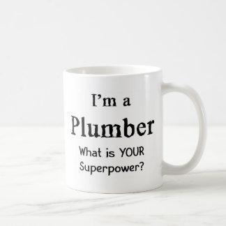 Mug Plombier