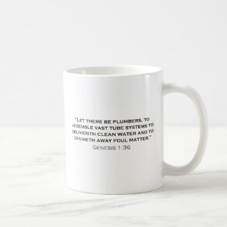 Mug Plombier/genèse