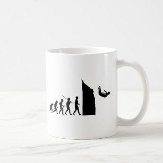 Mug Plongée de falaise