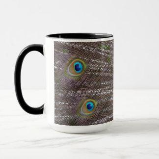 Mug Plumes de paon
