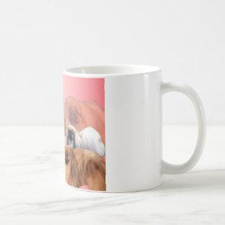 Mug Poème de mère - Pekingese
